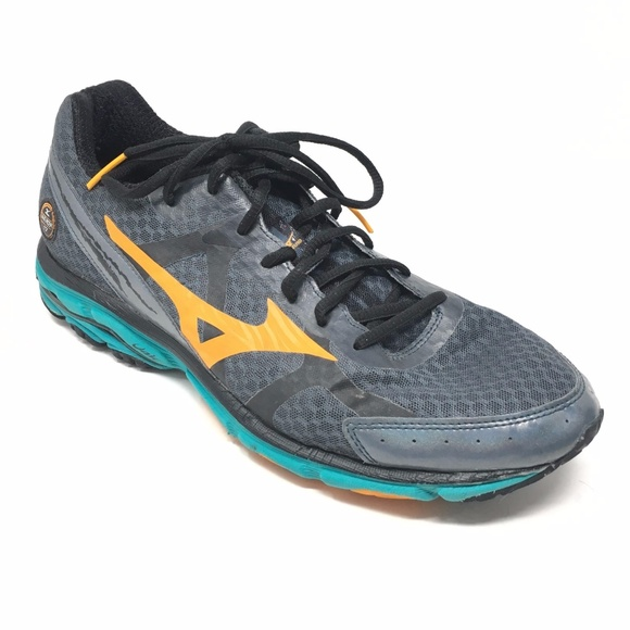 best website 17ff7 77a73 Men's Mizuno Wave Rider 17 Running Shoes Sz 11.5